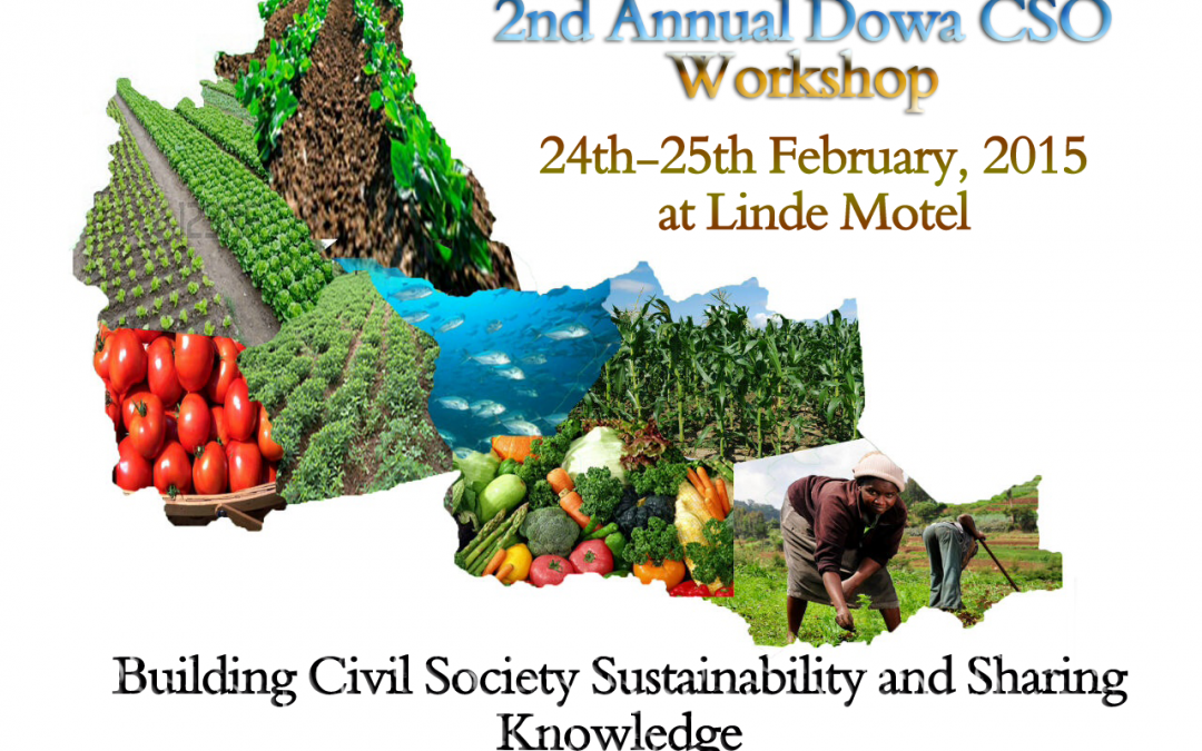 Building Civil Society Sustainability and Sharing Knowledge