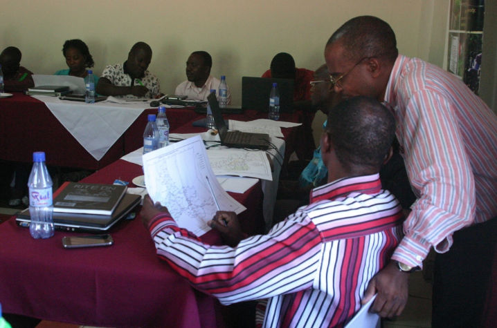 mapping at the 3rd annual CSO meeting