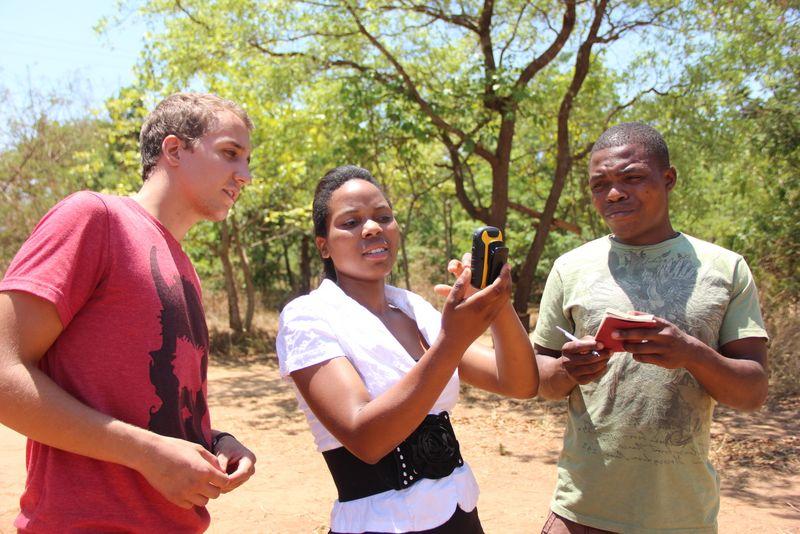 GPS training with CSA coordinators