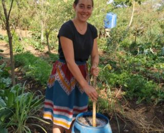Hannah Uther: Volunteering at Kusamala Institute